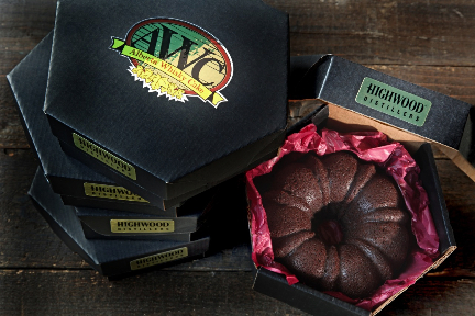 Alberta Whisky Cake